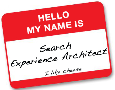 Search Experience Architect