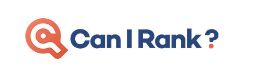 Can I Rank logo