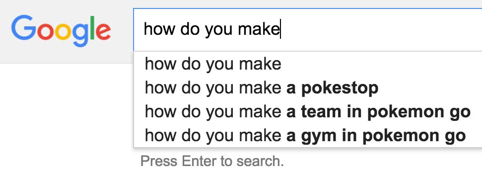 pokemon go - how do you make